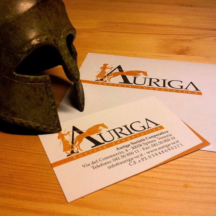 Ich Auriga Branding T