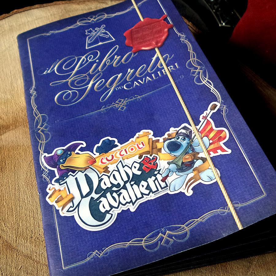 Ich Cuccioli: Il Libro segreto dei Cavalieri T