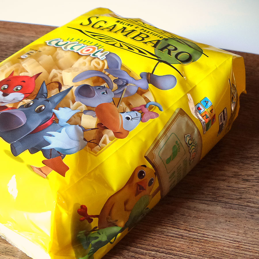 Ich La Pasta dei Cuccioli T